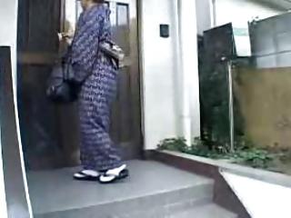 Japanese Granny loves Taboo..