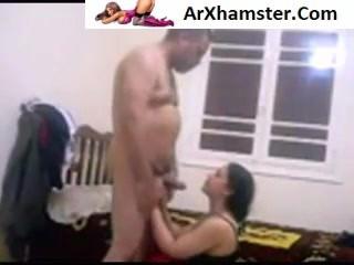 Real Arab Amateur Takes Big..