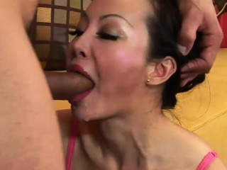 Lovely Eastern MILF has..