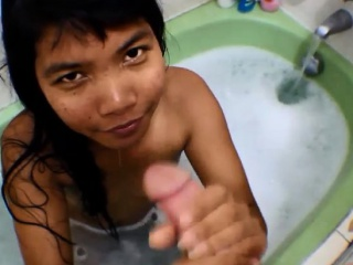 Bathtub Creamthroat..