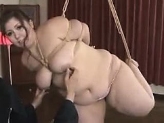 BDSM orgy training to busty..
