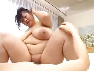 Bbw japan very beamy boobs..