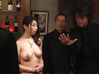 JAV wife slave auction Ayumi..