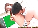 Uncensored Japanese Gangbang..