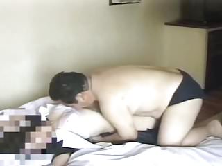 fat japanese dad fucks young..