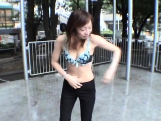 JAV public nudity way-out..