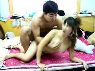 Korean Amateurish Cam Teen..