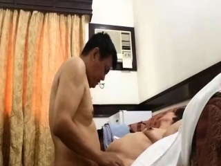 Hidden Cam Caught Mature..