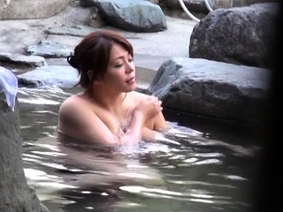 Outdoors sex scene with..