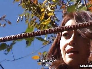 Japanese farmer girl, Maki..