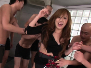 Perfect Japanese schoolgirl..