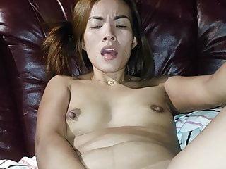 Asian wife orgasm