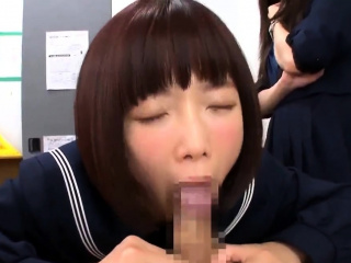 Asian amateur in..