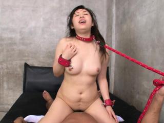 Rina Kiuchi is having..
