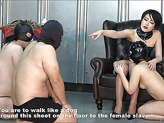 Japanese BDSM Strapon with..
