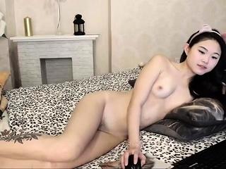 Teen Girl Solo Masturbation..