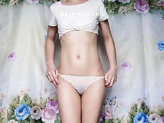 Bikini Try on handcart Reign..