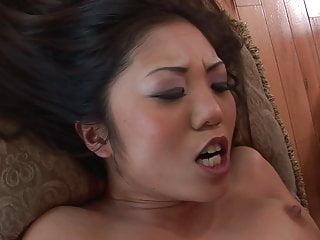 Horny japanese loves rough..