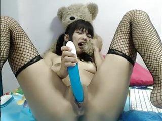Webcam teen asian dildo..