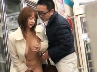 Slutty oriental maid Tsubasa..