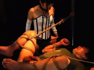 Bdsm Pangs With Punishment..
