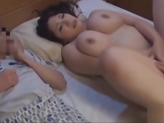mom fucks one of his sons in..