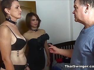 Training of Slutwife D -..