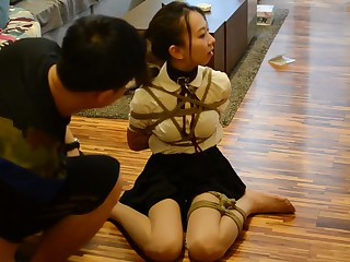 Chinese Schoolgirl..