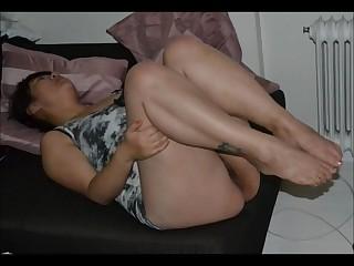 Two chinese sluts sucking..