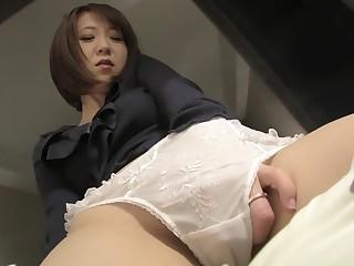 Hottest Japanese girl on..