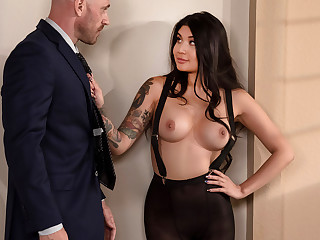 Brenna Sparks & Johnny Sins..