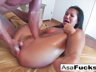 Asa Akira in Asa's Hard Fuck..