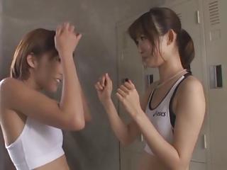 Japanese Lesbians..