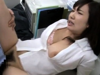 Naughty asian cutie opens..