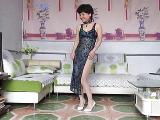Mature Chinese Wife..