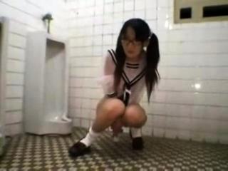 Pregnant asian milf drools..