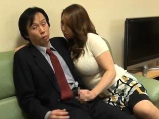 Asian Girl Blowjob Handjob..