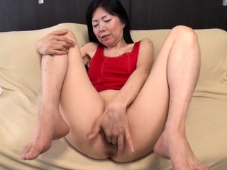 Inky Asian Widely applicable Pussy Fingering Ass Toying
