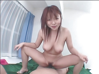 Lusty asian pet deepthroats..