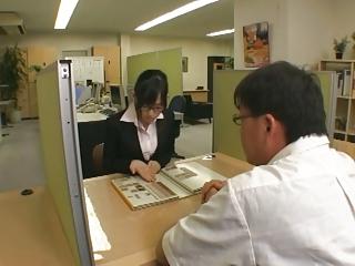 Haruka Motoyama - Office Son..