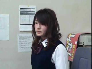 Beauty Schoolgirl Is..